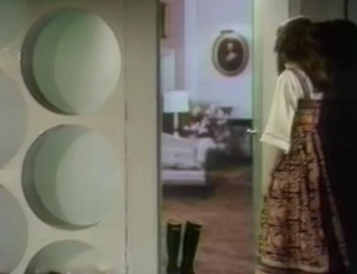 TARDIS boot cupboard