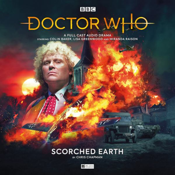 Scorched Earth (audio story)