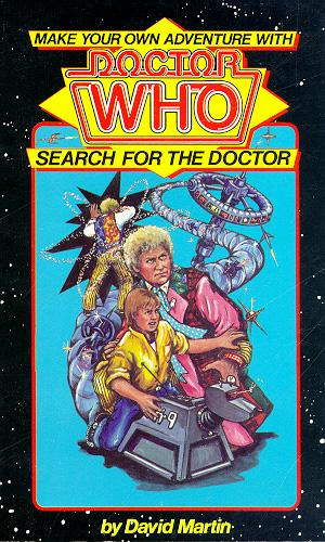 Make Your Own Adventure with Doctor Who