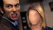 Tenth Doctor No power on this Earth that can stop me