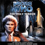 The Holy Terror cover