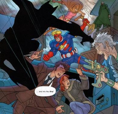 CitiZen's Arrest (comic story)