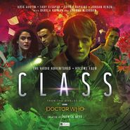Class The Audio Adventures Volume Four