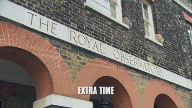 Extra Time (CON episode)