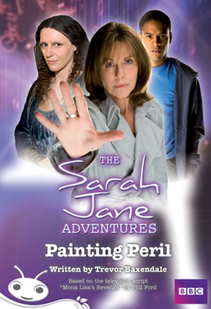 Painting Peril (novelisation)