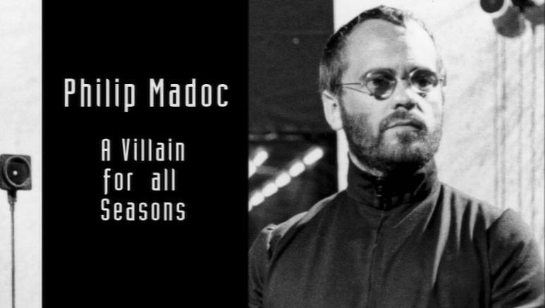 Philip Madoc: A Villain for all Seasons (documentary)