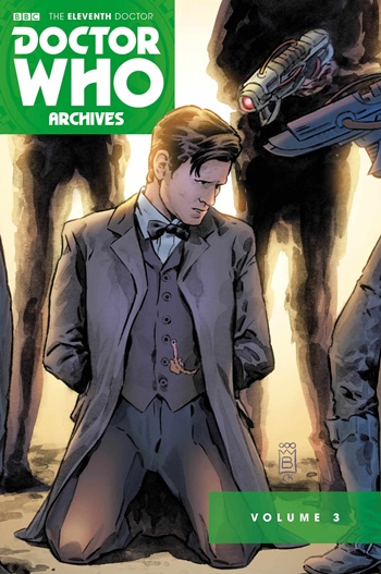 The Eleventh Doctor Archives: Volume 3