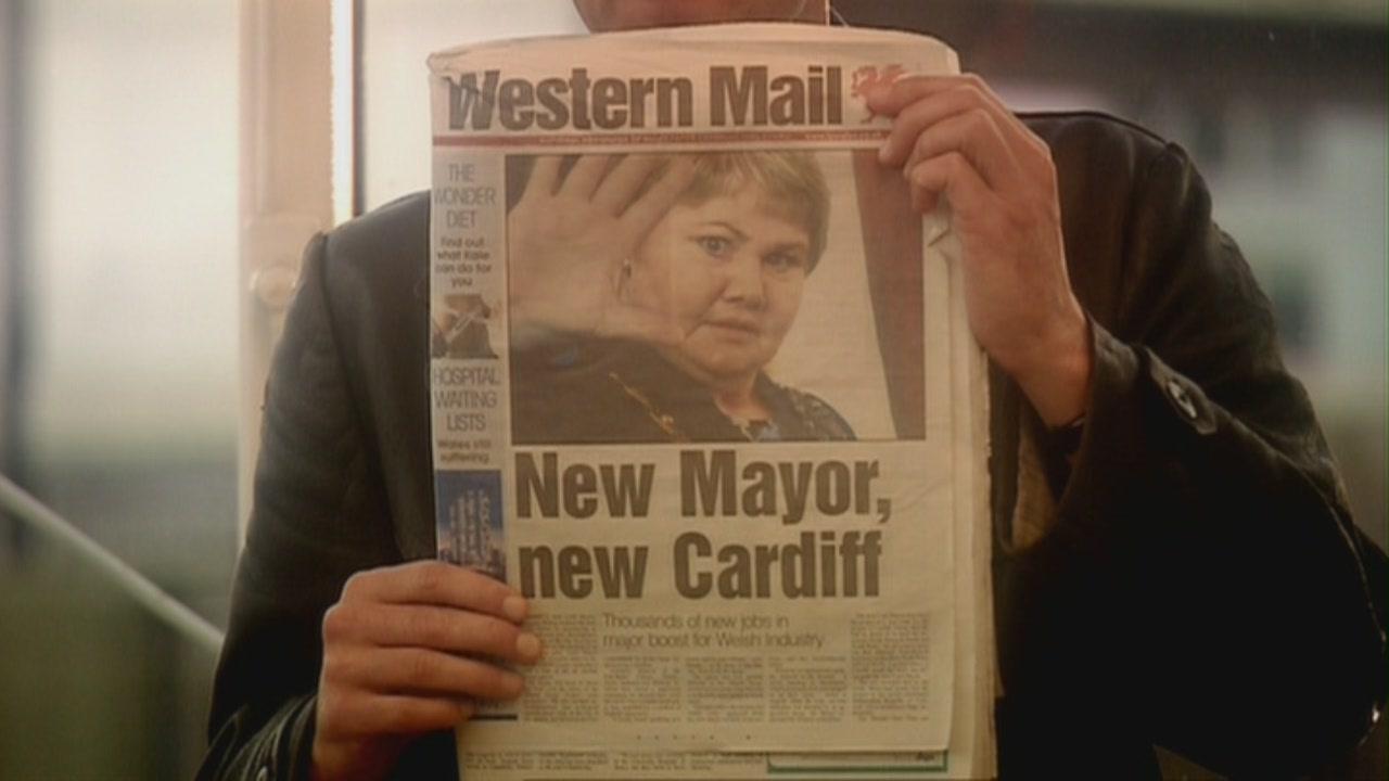 Lord Mayor of Cardiff