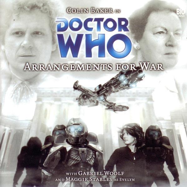Arrangements for War (audio story)