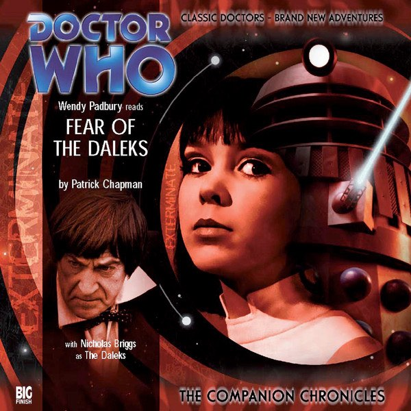 Fear of the Daleks (audio story)