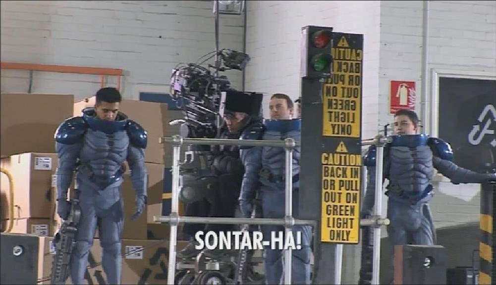 Sontar-Ha! (CON episode)