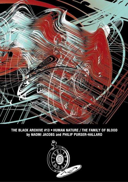 Human Nature & The Family of Blood (reference book)