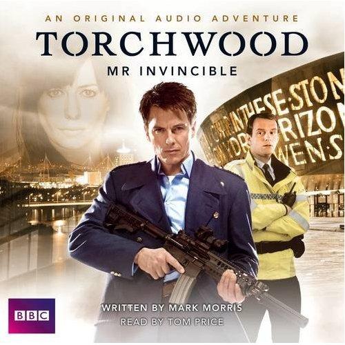 Mr Invincible (audio story)