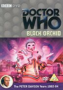 Black Orchid DVD UK cover
