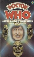 Masque of Mandragora novel