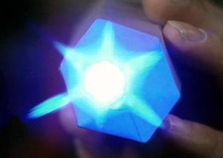 Metebelis crystal