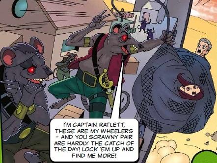 The Wheelers (comic story)