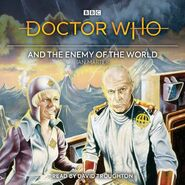 Doctor Who and the Enemy of the World audiobook