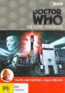 The War Machines DVD Australian cover