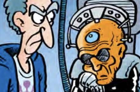 The Daft Dimension (DWM 492 comic story)