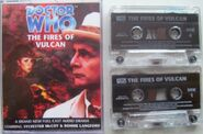 The Fires of Vulcan cassette cover with cassettes