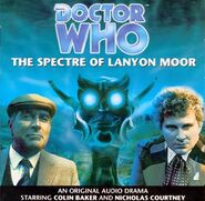 The Spectre of Lanyon Moor cover