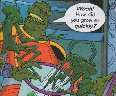 Pet Panic (comic story)