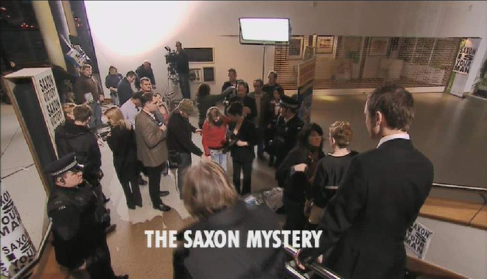 The Saxon Mystery (CON episode)