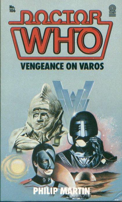 Vengeance on Varos (novelisation)