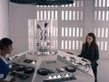 Clara's TARDIS