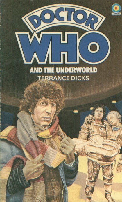 Doctor Who and the Underworld (novelisation)