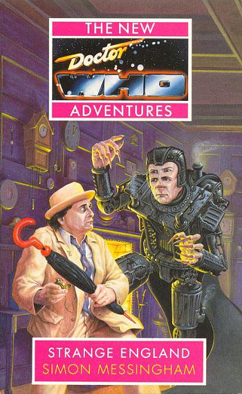 Strange England (novel)