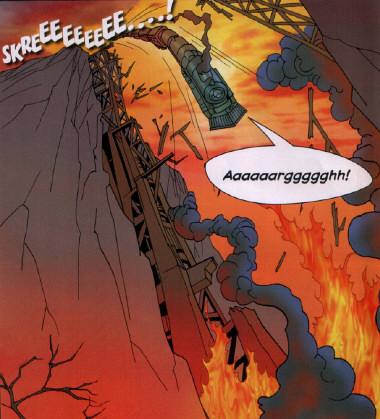 The Black Hole Gang (comic story)