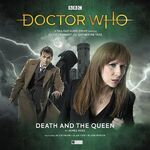 Death and the Queen vinyl cover