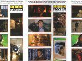 Merlin Stickers