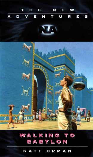 Walking to Babylon (novel)
