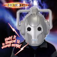 CO Voice Changer Cyberman Helmet