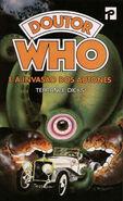 The Auton Invasion Portuguese cover