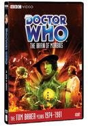 The Brain of Morbius DVD US cover