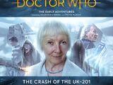 The Crash of the UK-201 (audio story)