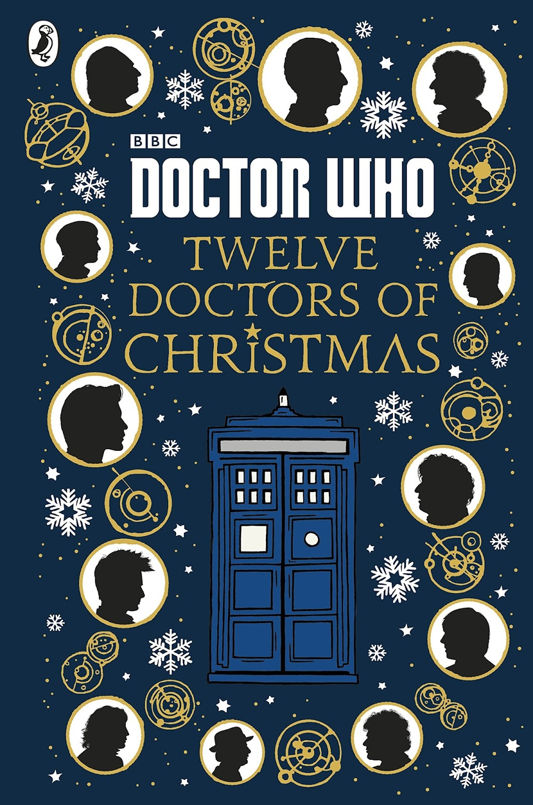 Twelve Doctors of Christmas (anthology)