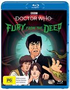 Fury from the Deep Aus Blu-ray