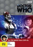 Robot DVD Australian cover