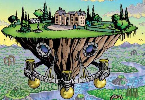 Sky Manor (comic story)