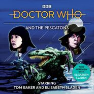 Doctor Who And The Pescatons audiobook