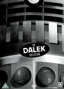 Doctor Who The Dalek Collection 2006 UK DVD