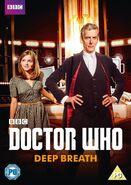 Deep Breath UK DVD Cover