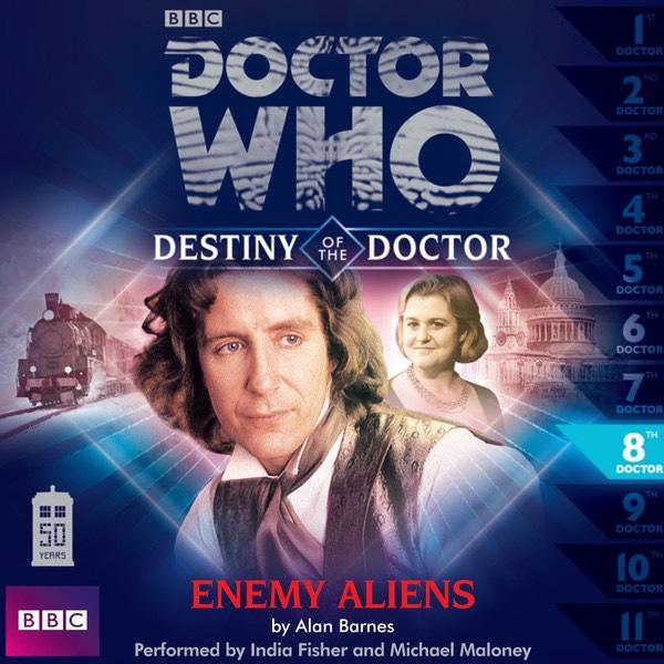 Enemy Aliens (audio story)