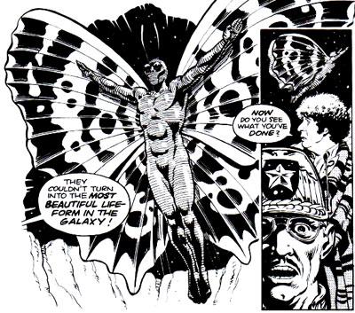 Spider-God (comic story)