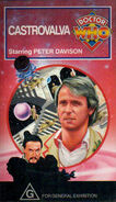 Castrovalva VHS Australian cover